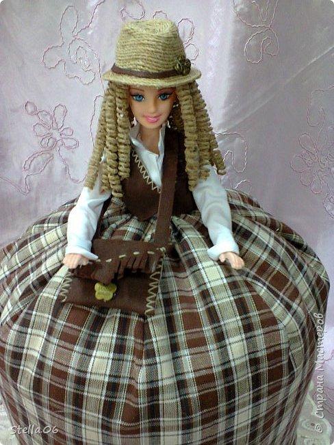 Куклы на чайник и еще всяко-разно... фото 5