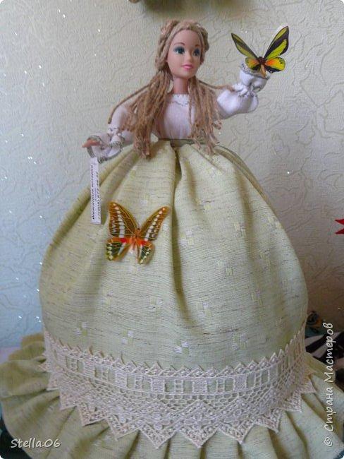 Куклы на чайник и еще всяко-разно... фото 1