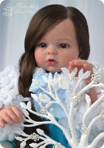 """Здравствуйте,девочка-мастерицы. """"Родилась"""" у меня очередная куколка Маргаритка. Ростом 70 см, весом около 3,5 кг. фото 11"""