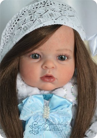 """Здравствуйте,девочка-мастерицы. """"Родилась"""" у меня очередная куколка Маргаритка. Ростом 70 см, весом около 3,5 кг. фото 2"""