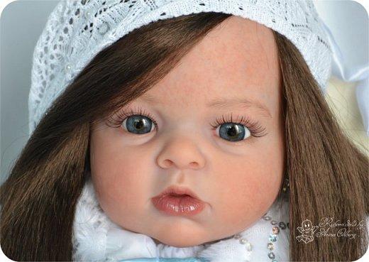 """Здравствуйте,девочка-мастерицы. """"Родилась"""" у меня очередная куколка Маргаритка. Ростом 70 см, весом около 3,5 кг. фото 1"""