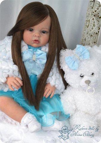 """Здравствуйте,девочка-мастерицы. """"Родилась"""" у меня очередная куколка Маргаритка. Ростом 70 см, весом около 3,5 кг. фото 6"""