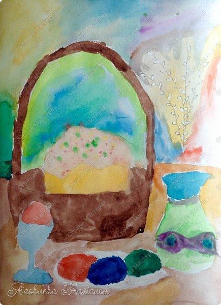 Всем, здравствуйте!!!!  От всей души поздравляю с наступающим Светлым Христовым Воскресением и предлагаю вашему вниманию работы детей, которые мы посвятили этому замечательному празднику. фото 14