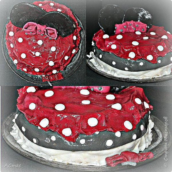 "Торт ""Чаепитие у Мишки"". фото 5"