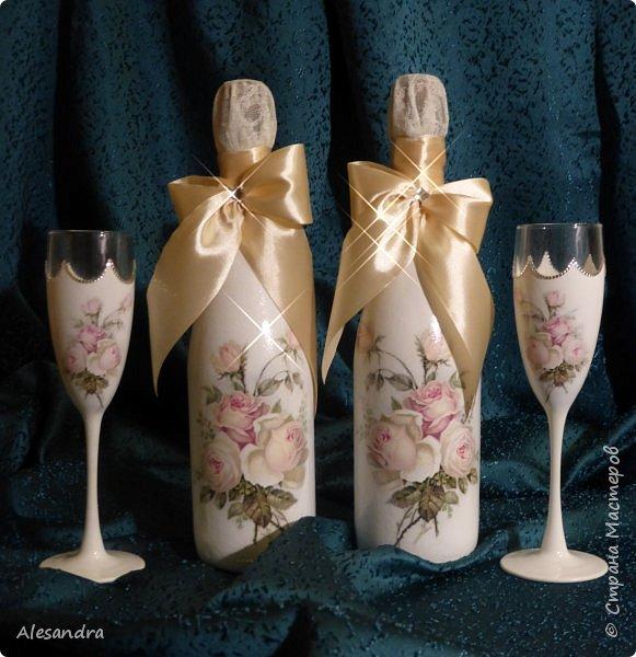Мои любимые розочки / свадебный надор фото 1