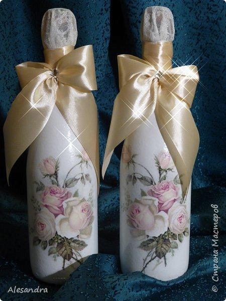 Мои любимые розочки / свадебный надор фото 2