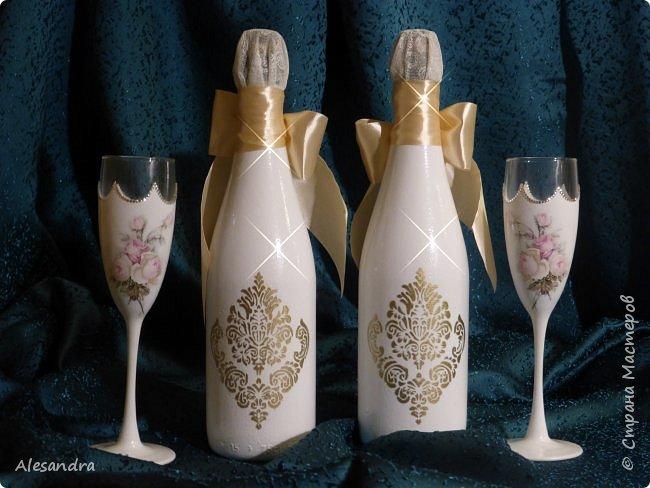 Мои любимые розочки / свадебный надор фото 4