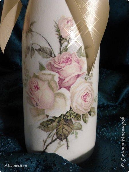 Мои любимые розочки / свадебный надор фото 8