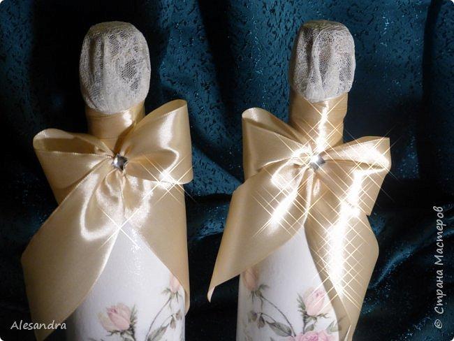 Мои любимые розочки / свадебный надор фото 9