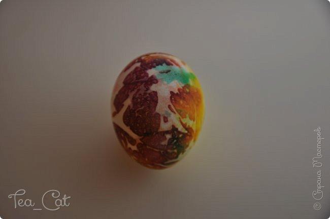Доброго Времени суток, Жители Страны Мастеров. На кануне Пасхи я решила сделать красочные и яркие пасхальные яйца. И у меня получилось. Мне очень понравились их узоры. фото 6