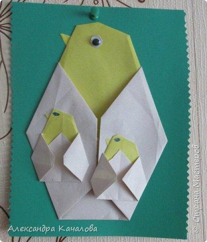 """Большое спасибо """" Жирафке"""" за ее МК вот таких милых цыплят:http://stranamasterov.ru/node/1020585. Это первые. фото 1"""