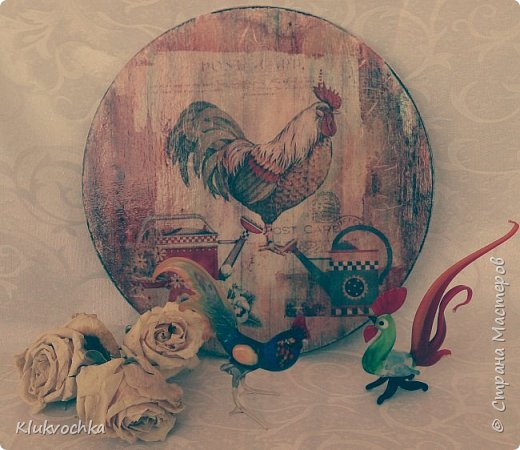 Всех с праздником Светлой Пасхи!  Добра, любви и вечной жизни!) Решила выложить кое что сделанное к празднику на подарки)  Досочки подставки под кулич) фото 6