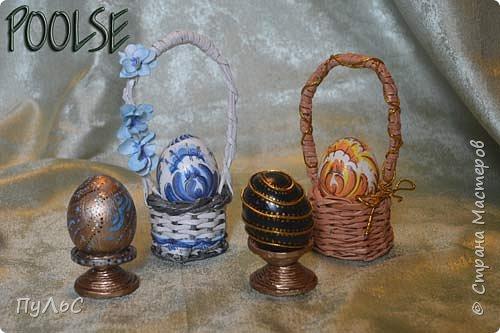 Добрый день, Страна! Со светлым праздником Пасхи! Мои сувенирчики для близких.  фото 1