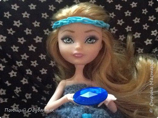 """Всем привет! Сегодня я и Алиса (подделка под ЕАХ) сдаём работу на конкурс """"Мой маленький конкурс"""" (http://stranamasterov.ru/node/1022127?tid=675)! Вот как я представляю Вселенную. Она действительно держит кристал! фото 1"""