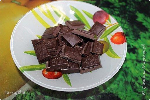 Понадобится: Кофейные зерна, горький шоколад. фото 3