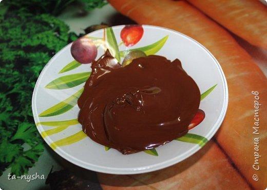 Понадобится: Кофейные зерна, горький шоколад. фото 4