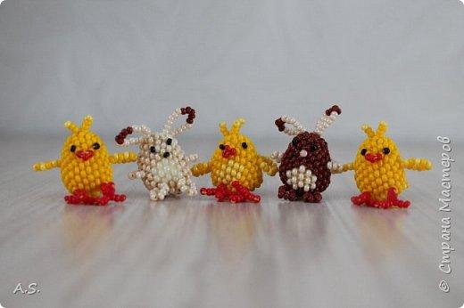 А мы с дочкой всё еще плетём пасхальные подарки) И посчастливилось мне найти для наших цыплят вот такие корзиночки. фото 17