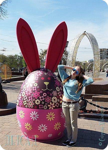 С 22 апреля в Москве открылся большой фестиваль «Московская весна», который продлится аж до самого 9 мая, совместив в себе и Пасху, и день Победы. фото 5