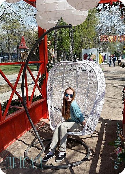 С 22 апреля в Москве открылся большой фестиваль «Московская весна», который продлится аж до самого 9 мая, совместив в себе и Пасху, и день Победы. фото 33
