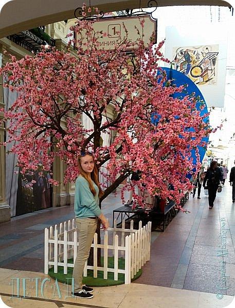 С 22 апреля в Москве открылся большой фестиваль «Московская весна», который продлится аж до самого 9 мая, совместив в себе и Пасху, и день Победы. фото 44