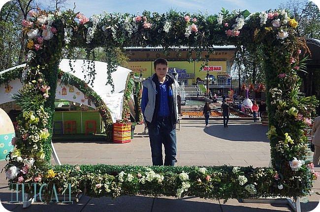 С 22 апреля в Москве открылся большой фестиваль «Московская весна», который продлится аж до самого 9 мая, совместив в себе и Пасху, и день Победы. фото 10