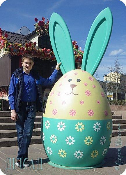 С 22 апреля в Москве открылся большой фестиваль «Московская весна», который продлится аж до самого 9 мая, совместив в себе и Пасху, и день Победы. фото 7
