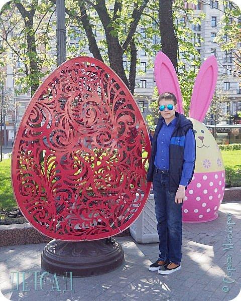 С 22 апреля в Москве открылся большой фестиваль «Московская весна», который продлится аж до самого 9 мая, совместив в себе и Пасху, и день Победы. фото 11