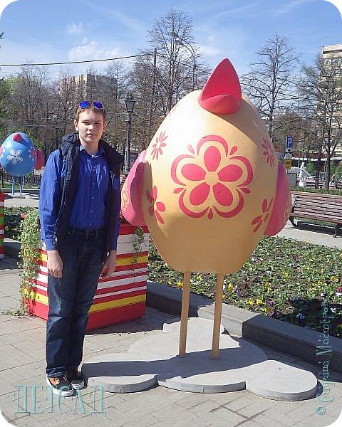 С 22 апреля в Москве открылся большой фестиваль «Московская весна», который продлится аж до самого 9 мая, совместив в себе и Пасху, и день Победы. фото 12