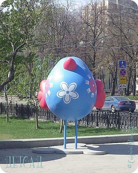 С 22 апреля в Москве открылся большой фестиваль «Московская весна», который продлится аж до самого 9 мая, совместив в себе и Пасху, и день Победы. фото 14