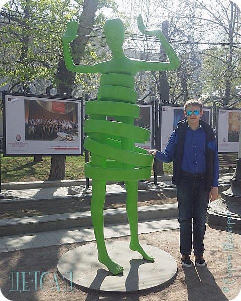 С 22 апреля в Москве открылся большой фестиваль «Московская весна», который продлится аж до самого 9 мая, совместив в себе и Пасху, и день Победы. фото 28