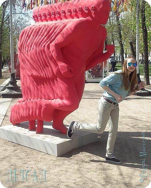 С 22 апреля в Москве открылся большой фестиваль «Московская весна», который продлится аж до самого 9 мая, совместив в себе и Пасху, и день Победы. фото 32