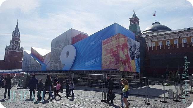 С 22 апреля в Москве открылся большой фестиваль «Московская весна», который продлится аж до самого 9 мая, совместив в себе и Пасху, и день Победы. фото 48