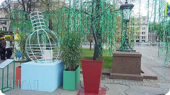 С 22 апреля в Москве открылся большой фестиваль «Московская весна», который продлится аж до самого 9 мая, совместив в себе и Пасху, и день Победы. фото 40