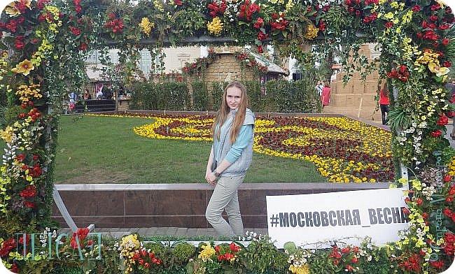 С 22 апреля в Москве открылся большой фестиваль «Московская весна», который продлится аж до самого 9 мая, совместив в себе и Пасху, и день Победы. фото 1