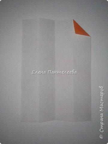 Предлагаю сделать аппликацию из фигурок оригами, гармонистов, с элементами рисования. фото 6