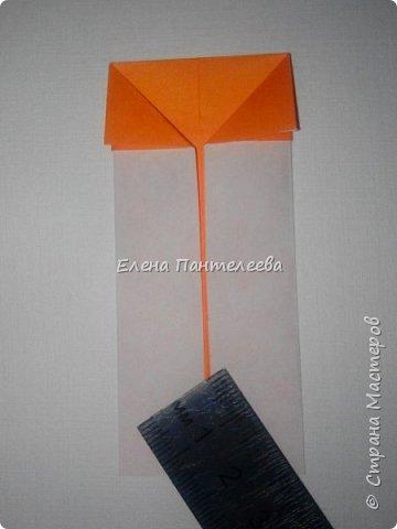 Предлагаю сделать аппликацию из фигурок оригами, гармонистов, с элементами рисования. фото 9