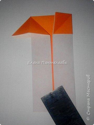 Предлагаю сделать аппликацию из фигурок оригами, гармонистов, с элементами рисования. фото 10