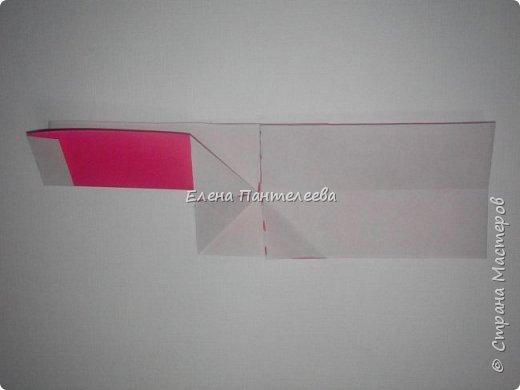 Предлагаю сделать аппликацию из фигурок оригами, гармонистов, с элементами рисования. фото 21