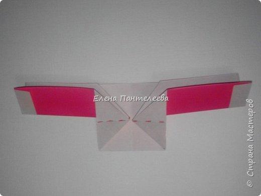 Предлагаю сделать аппликацию из фигурок оригами, гармонистов, с элементами рисования. фото 23