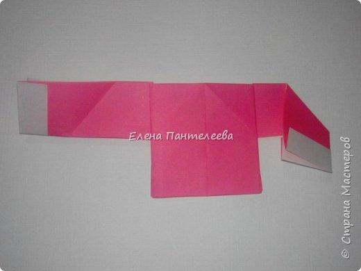 Предлагаю сделать аппликацию из фигурок оригами, гармонистов, с элементами рисования. фото 25