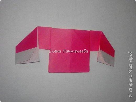 Предлагаю сделать аппликацию из фигурок оригами, гармонистов, с элементами рисования. фото 26