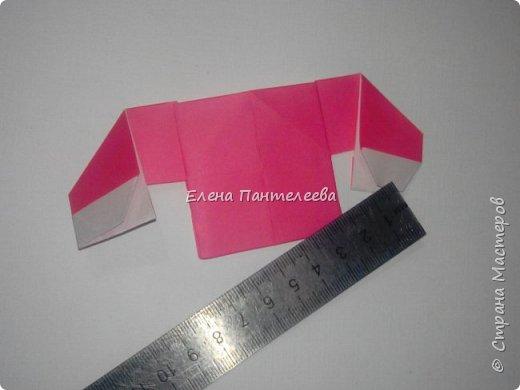 Предлагаю сделать аппликацию из фигурок оригами, гармонистов, с элементами рисования. фото 27