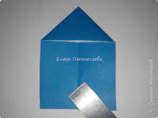 Предлагаю сделать аппликацию из фигурок оригами, гармонистов, с элементами рисования. фото 36