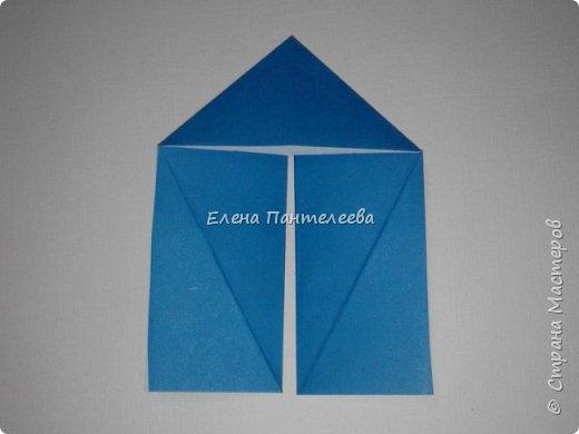Предлагаю сделать аппликацию из фигурок оригами, гармонистов, с элементами рисования. фото 37