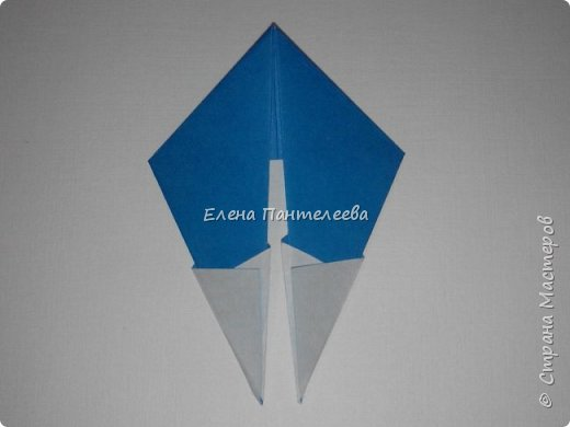 Предлагаю сделать аппликацию из фигурок оригами, гармонистов, с элементами рисования. фото 45