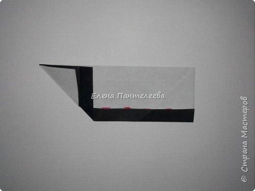 Предлагаю сделать аппликацию из фигурок оригами, гармонистов, с элементами рисования. фото 52