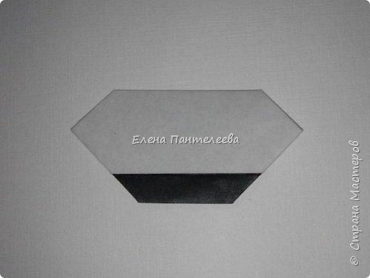 Предлагаю сделать аппликацию из фигурок оригами, гармонистов, с элементами рисования. фото 56