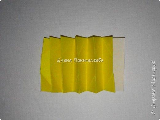 Предлагаю сделать аппликацию из фигурок оригами, гармонистов, с элементами рисования. фото 66