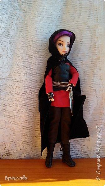 Тщетная попытка изобразить костюм Сераны из дополнения к игре Скайрим Стражи рассвета.. Оружие дело рук моего любимого.  фото 1