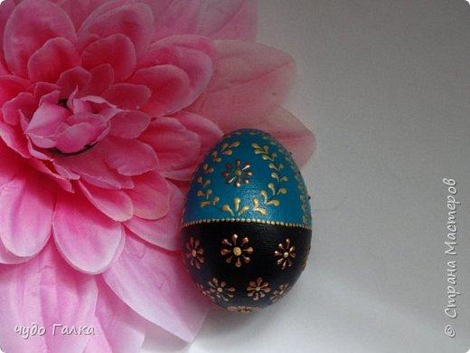 Каждый год, к Пасхе рисую я яйца. В этом году получились вот такие фото 8